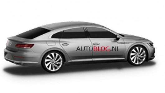 Два новых седана от VW Group: Как будет выглядеть новый VW Passat CC и Skoda Octavia [Часть 1]