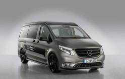 Mercedes представил линейку новых кэмперов [64 фото]
