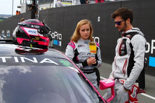 Девушки гонщиков Формулы-1