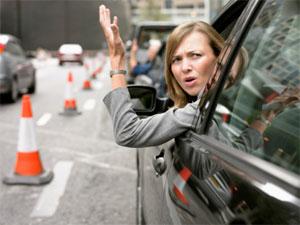 Чего ожидать от практического экзамена по вождению в городе