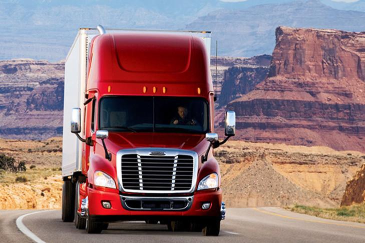 Большие грузовики: Самые лучшие грузовые автомобили