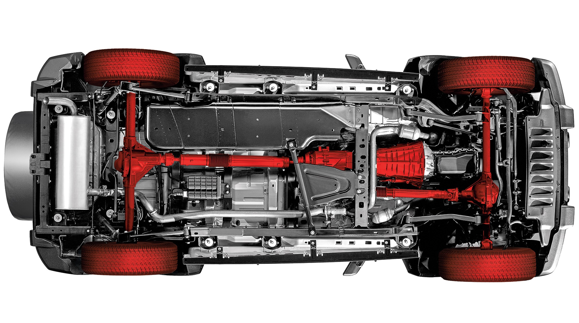 Система полного привода 4WD против AWD: в чем разница