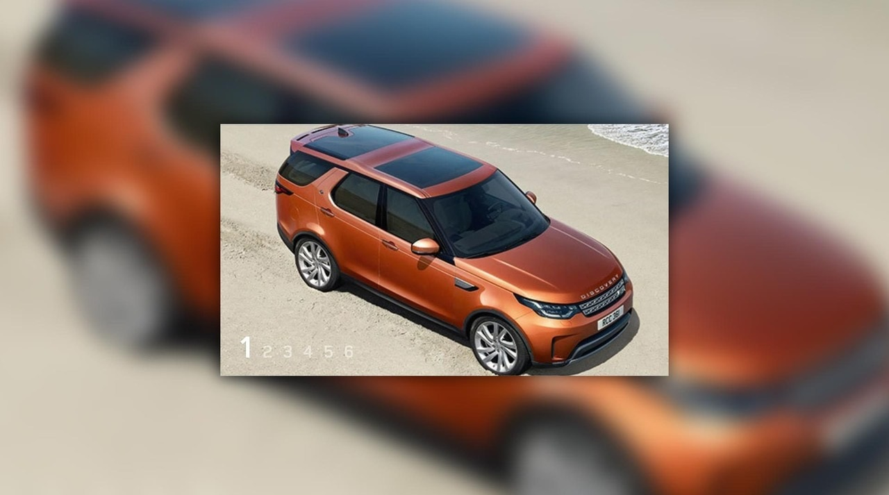���������� 2017 Land Rover Discovery ��������� � ���������