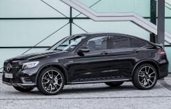 2017 Mercedes AMG GLC 43 Coupe, премьерные фотографии и технические характеристики