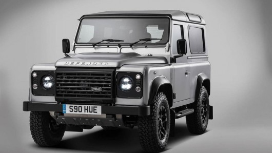 Land Rover Defender, ������������ ��������� ����������