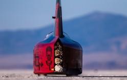 Самый быстрый электрокар в мире разогнался до 550 км/ч