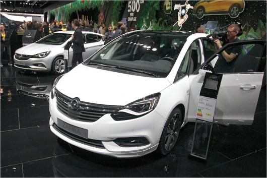 Основные новые модели автомобилей на автосалоне в Париже