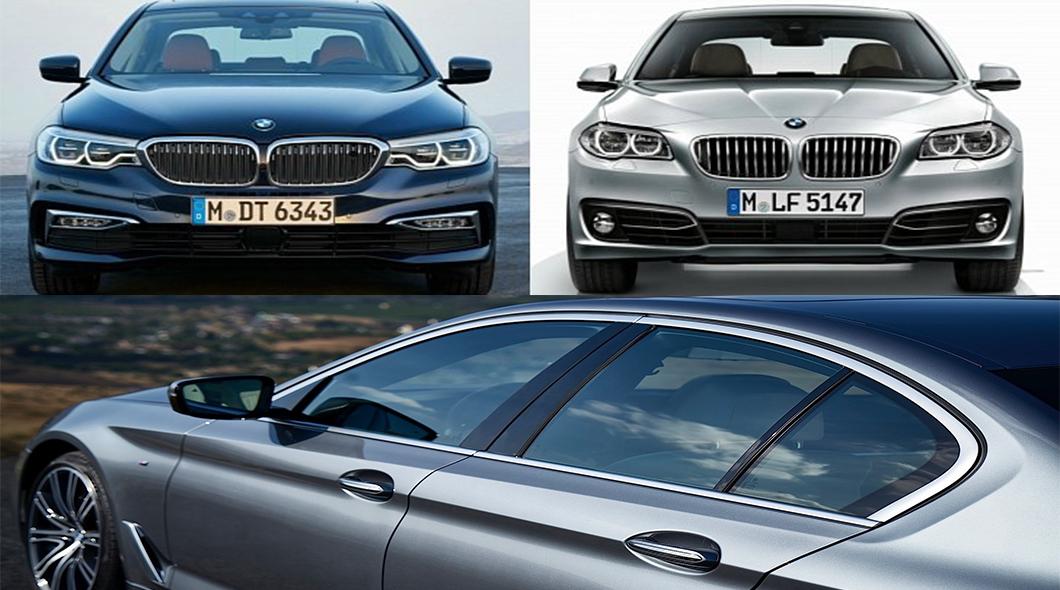 Почему BMW 5-Series G30 лучше, чем BMW в кузове F10