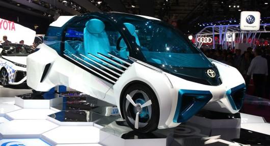 концепт кары автосалон в париже тойота 2014