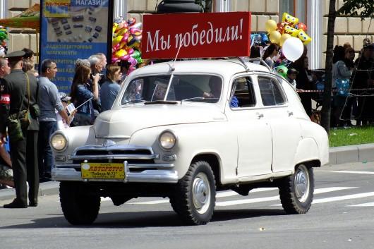 Лучшие внедорожники СССР