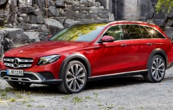 Mercedes E-Class All-Terrain против Volvo V90 Cross Country, кого выберете вы?