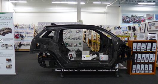Как автомобильные компании законно воруют друг у друга технологии