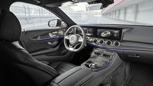 Показан новый 2018 Mercedes AMG E63, Фото, технические характеристики