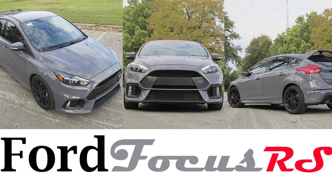 Обзор Ford Focus RS 2016 года - самый горячий из хетчбэков