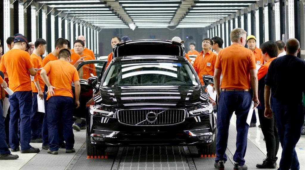 Все седаны Volvo S90 будут собираться в Китае