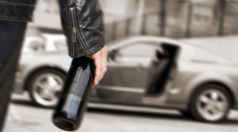 МВД: пьяных водителей нужно сажать на длительные сроки