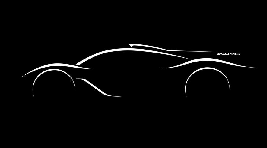 Официально: гиперкар мощностью более 1000 л.с. от Mercedes