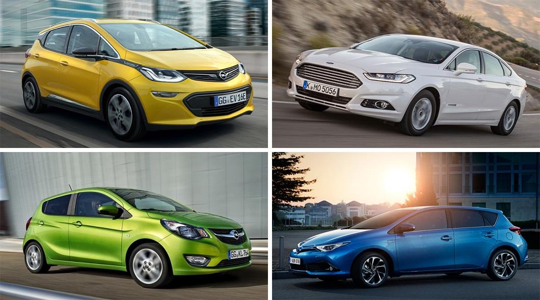 10 автомобилей, которые имеют различные названия в разных странах