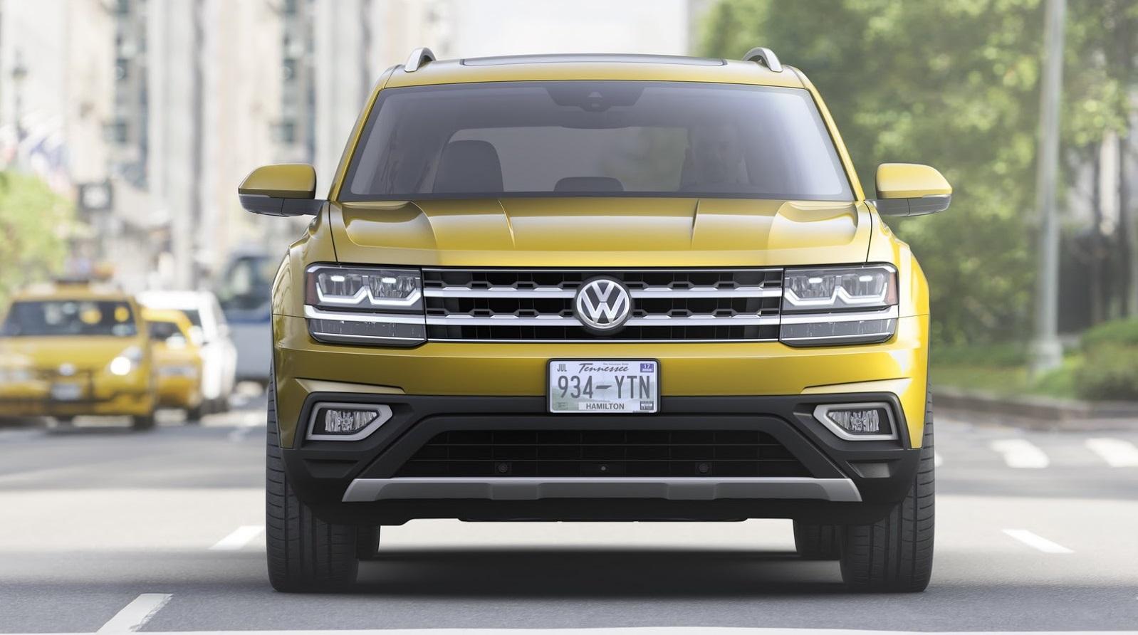 Volkswagen Atlas приедет в Россию