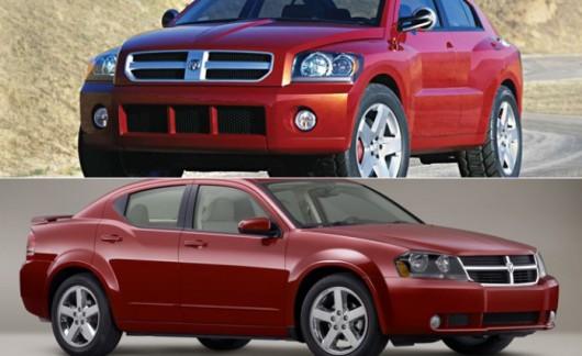 Топ-10 серийных автомобилей, которые не похожи на свои концепт-кары