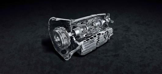Как работает коробка передач на Mercedes AMG?