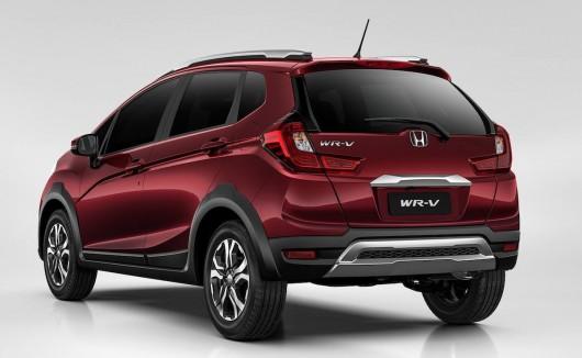 Новый кроссовер Honda WR-V для развивающихся рынков