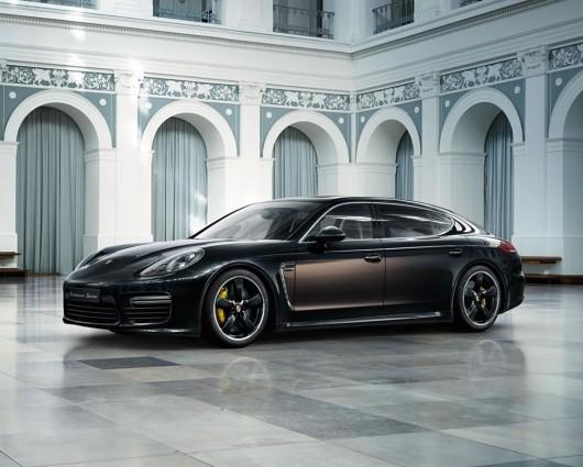 Раскрыты российские цены на новые версии 2017 Porsche Panamera