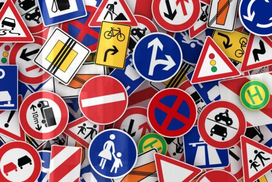 Дорожные знаки: Правильно читаем знаки