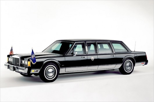 Автомобили президентов США
