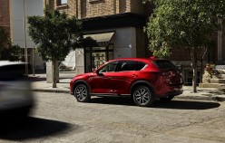 Mazda CX-5 второго поколения, премьера на автосалоне в Лос-Анджелесе
