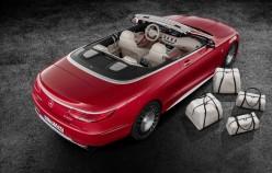 Mercedes-Maybach- самый дорогой кабриолет в линейке Мерседес