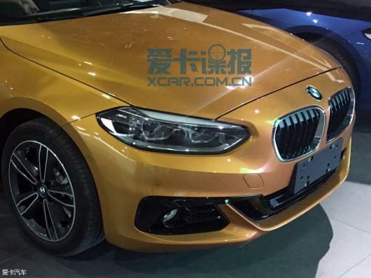Китайская BMW 1-Series, версия для Китая: Фото