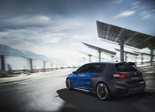 Пежо создаст горячий хэтч в противовес Ford Focus RS