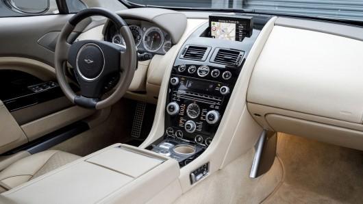 Первый тест-драйв Aston Martin Lagonda Taraf 2016 года
