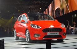 Дебют нового 2017 Ford Fiesta