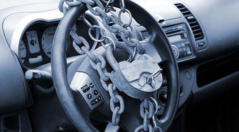 Как за 5 минут защитить свой автомобиль от угона?