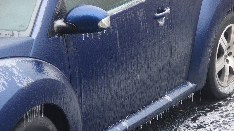 Как сохранить ваш автомобиль от замерзания зимой