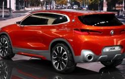 Серийный кроссовер 2018 BMW X2 оставит внешность концепта