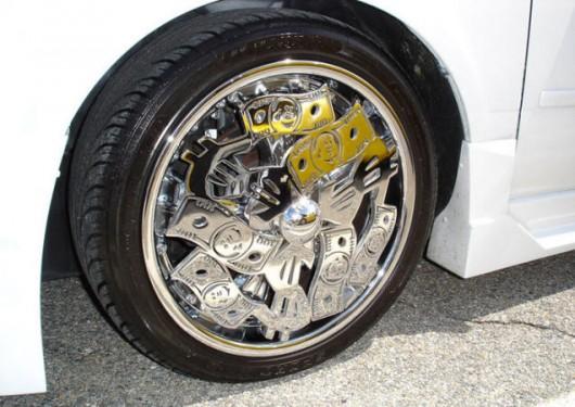 Самые некрасивые колеса автомобиля