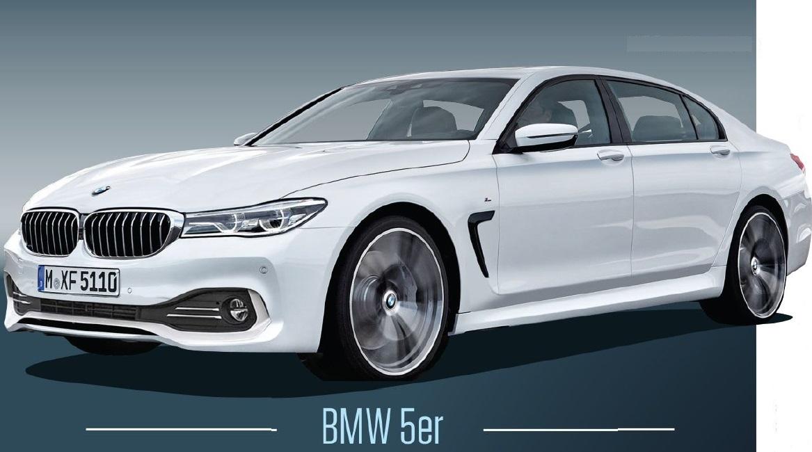 Новая БМВ 5 Серии в кузове G30 приезжает в Россию, названы цены
