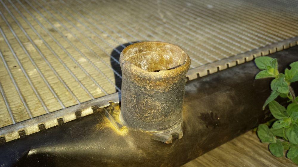 Рабочая Как промыть систему охлаждения на авто 5