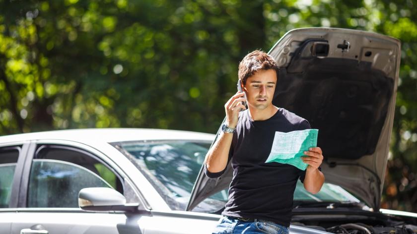 Где можно проверить информацию об автомобиле?