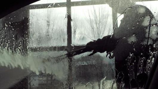 Можно ли мыть машину в мороз