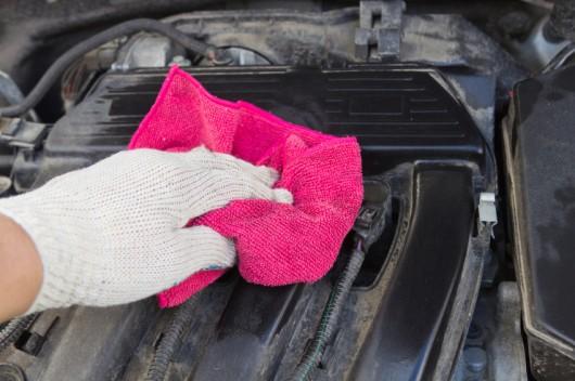Как найти течь масла в автомобиле