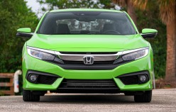 Долгожданная премьера 2017 года – Honda Civic Coupe 1.5T