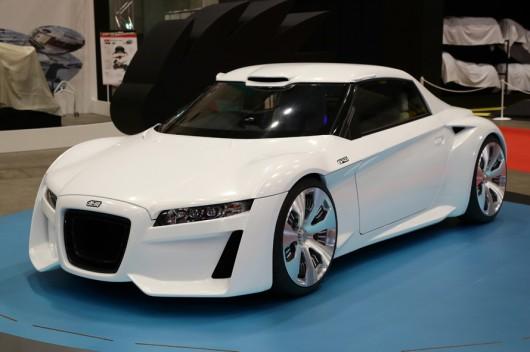 Tokyo Auto Salon 2017, японский тюнинг во всей красе