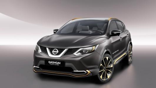 Первые фотографии рестайлингового 2018 Nissan Qashqai