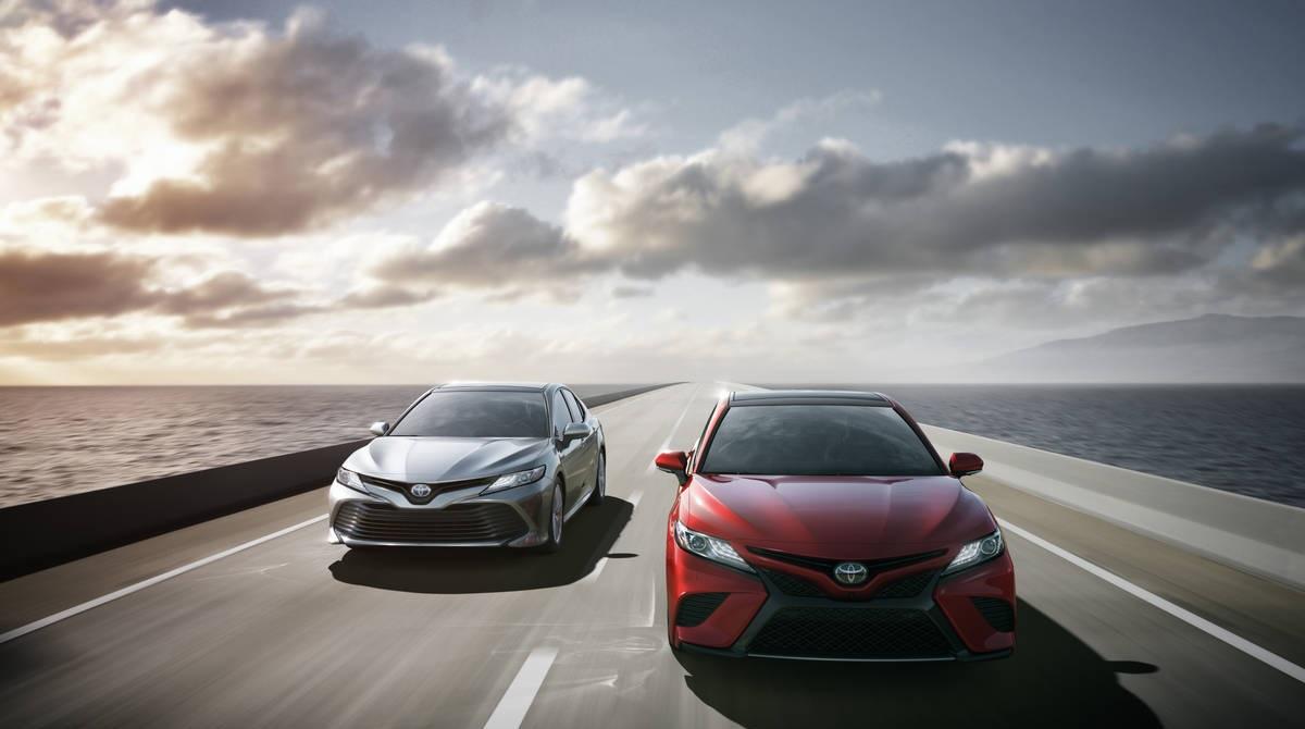 Скучный дизайн долой! Новые модели Тойота получат яркую внешность