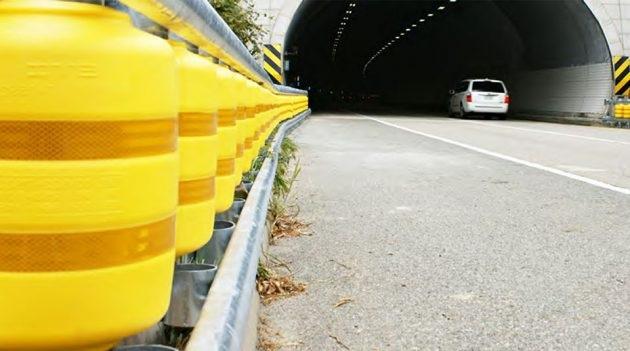 Новый вариант дорожных ограждений может спасти тысячи жизней