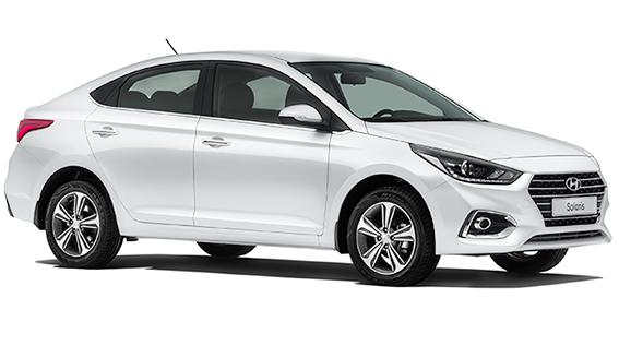 2017 Hyundai Solaris, объявлены цены на популярный седан